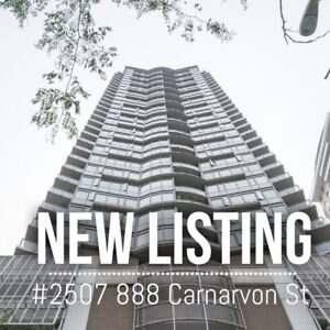 1 BED 594 SQF DOWNTOWN NEW WEST CONDO FOR SALE $395K