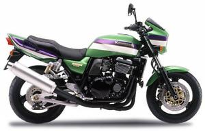Recherche Kawasaki ZRX 1100 ou ZRX 1200
