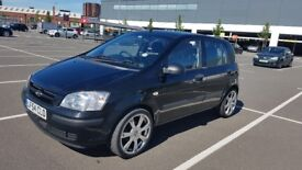 HYUNDAI GETZ *1.3* 5 door Alloys cdplayer usb aux