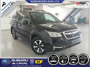 2017 Subaru Forester 2.5X Touring Awd *Toit ouvrant*