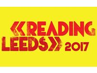 Reading Festival Early Bird Entry Ticket