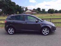2004 Seat Altea 2,0 litre diesel 5dr automatic