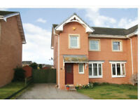 3 Bed Semi-detached house to let Culloden, Inverness-shire, £825PCM