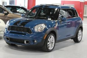 Mini Countryman COOPER S ALL4 4D Utility AWD 2011