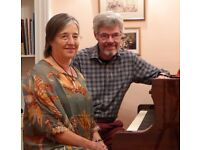 Piano lessons: beginners to advanced - children, teenagers, adults