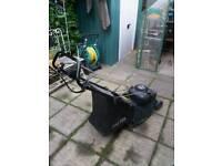 Hayter 41 roller mower