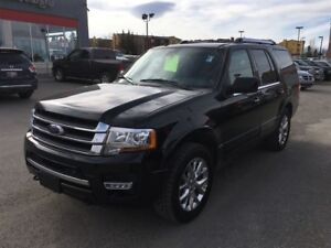 2017 Ford Expedition Limited-4WD,LEATHER HEATED SEATS, SUNROOF