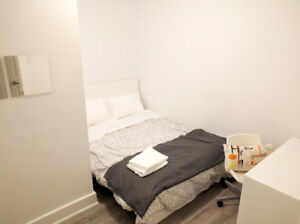 Room in Beautiful 4 bedroom apartment in Centretown