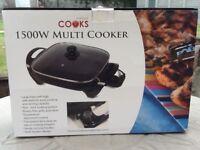 Cooks Multi Cooker