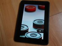 Kindle Fire 16GB second generation.
