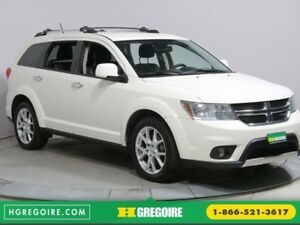 2013 Dodge Journey R/T AWD A/C BLUETOOTH CUIR MAGS