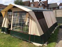6 berth cabanon frame tent