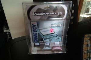 Nintendo-Game-Boy-Advance-SP-Pearl-Blue-Handheld-System-New
