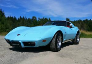 Corvette Stingray 73 T-Top
