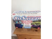 Inflatible air Snooza bed