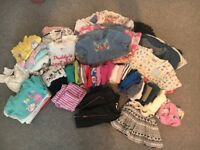 Huge bundle girls 2-3 clothes