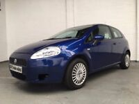 2007 FIAT GRANDE PUNTO 1.2 ACTIVE 3dr *** FULL YEARS MOT ***