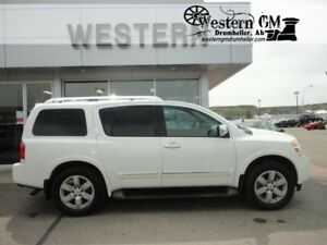 2013 Nissan Armada Platinum 5.6L 4x4 NAV ROOF Heated Leather BOS
