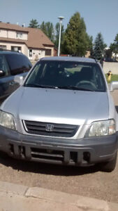 Honda CR-V EX, New Battery, Remote Starter, Off market Sound Sys