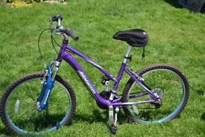 2 mountain bikes for new condition