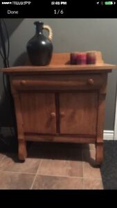Antique-like Side Table