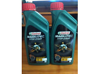 Castrol Magnatec Stop-Start 5W-30 Full Synthetic C2 Oil 1 litre