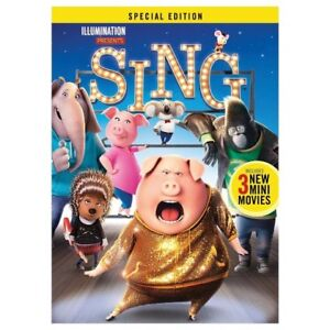 New Disney Children Movies: Trolls, Moana, Sing, Tangled & More