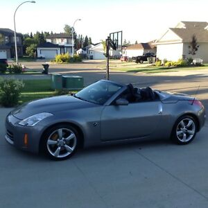2008 Nissan 350Z Grand Touring Roadster Awesome, loaded, 59KM