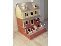 Springwood Cottage Kit by Dolls House Emporium.Bargain as new.Guildford