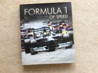 Formula one -The Pursuit of speed book