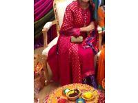 Asian ghara suit