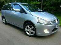 MITSUBISHI GRANDIS 2.0 DIESEL*7 SEATER*2006*LADY OWNED*SUPERB CONDITION*#S MAX#SHARAN#GALAXY