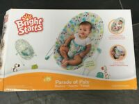 Bright Starts Parade of Pals Bouncer Seat - 2 available