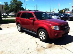 2008 Ford Escape Limited 4X4 LEATHER