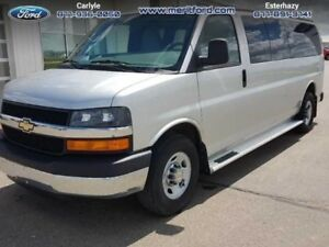 2012 Chevrolet Express Passenger LT  - one owner - local - trade