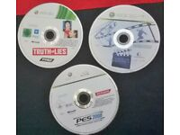 XBOX 360 GAMES £2 Each or £5 for All 3 GAMES