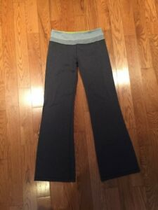 Authentic lululemon yoga pants size 6