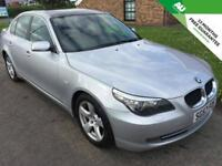 2007 57 BMW 520 2.0 TD SE Silver Diesel 6 Speed manual