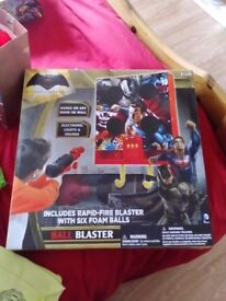 Batman ball blaster new and sealed