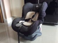 Baby car seat for baby to toddler