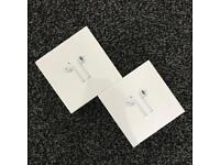 Apple AirPods — Brand New & Sealed