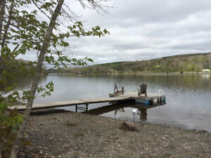 Spacious 2+ Bedroom Cottage On Large Private Lot @ Lochaber Lake