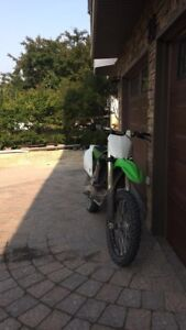 2014 Kawasaki KX450F for sale