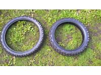 New trail bike on/off road motorcycle tyres for sale