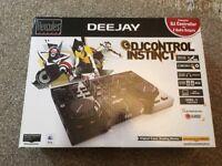 Hercules DJ Control Instinct USB Controller (Perfect Condition)