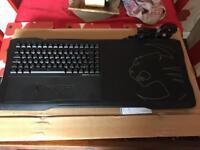 Roccat Sova lap board gaming keyboard