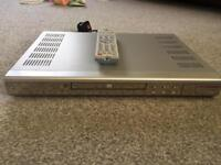DVD Recorder and player