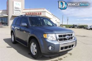 2012 Ford Escape Limited, AWD, Leather, Moonroof