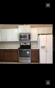 Bi level House for rent 3 block away from Marborough station