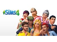 Sims 4 Base Game + Sims 4 City Living